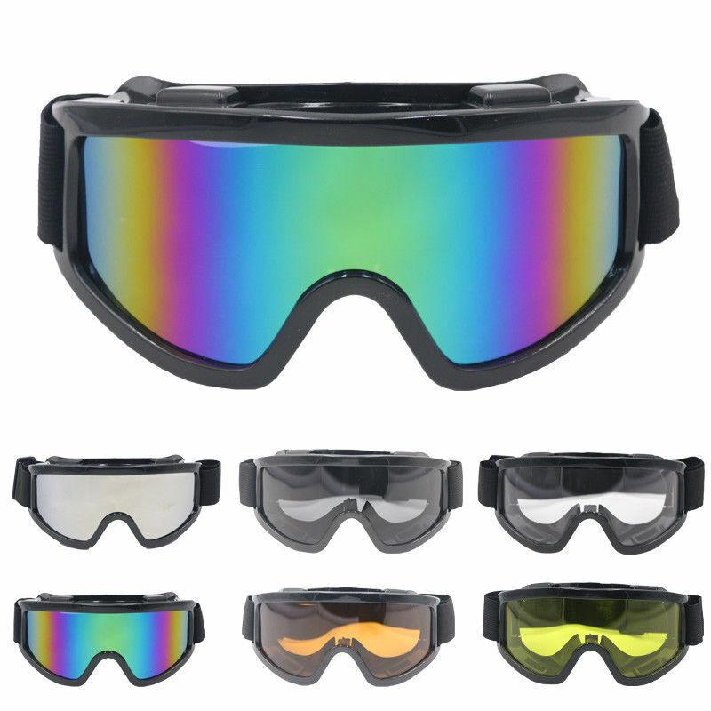 Motorradbrille Goggles MX Brille Helm Moto Cross Enduro Quad Offroad Bikerbrille