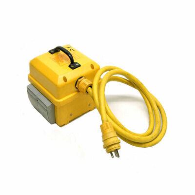 Daniel Woodhead 1301350315 Ground Fault 20a Portable Outlet Gfci Box Nema 5-20