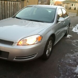 2012 Chevrolet Impala LT Sedan Price Drop