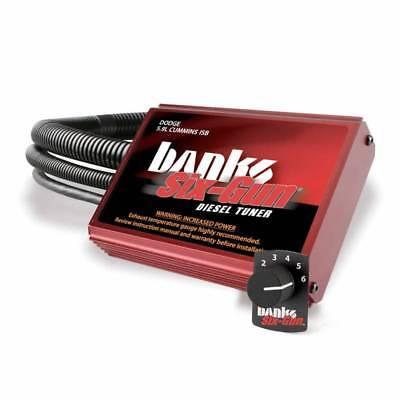 Banks Power 2003-05 Dodge Ram 2500 3500 5.9L Six-Gun Diesel Tuner w/ Switch