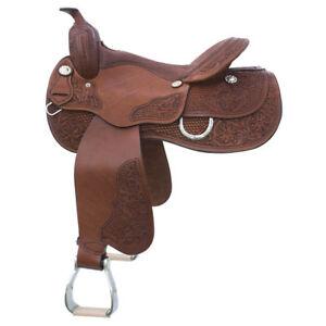 Reining Saddle