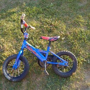 Vélo 12 pouces léger pour enfant