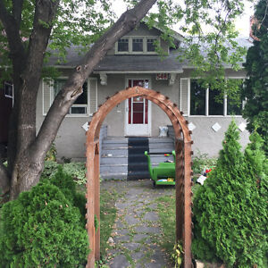 Beautiful Wolseley home for rent (September 1)