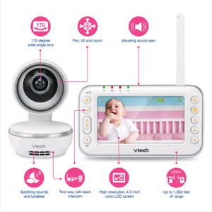 Brand new vtech baby monitor and camera