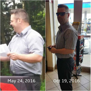 Lose 12 pounds or 12 inches or both in 24 days!!!!! St. John's Newfoundland image 2