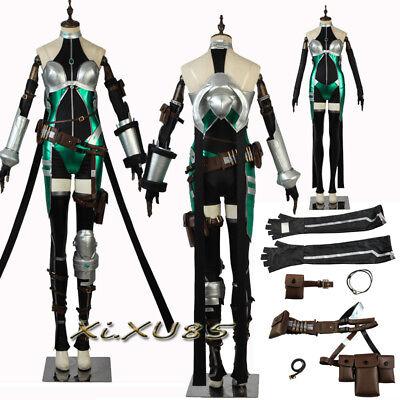 Custom Halloween Costumes Online (Sword Art Online Phantom Bullet Sinon Cosplay Shino Costume Customize)