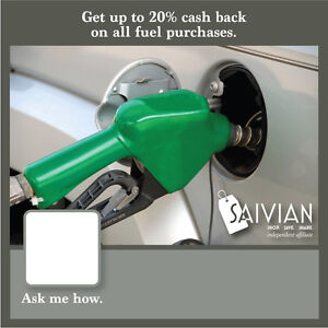 Get 20% CASH back on your Gas Bill!!