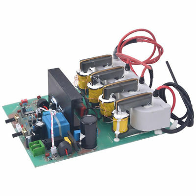 High Voltage Electrostatic Precipitation Power Supply With 600w 60kv