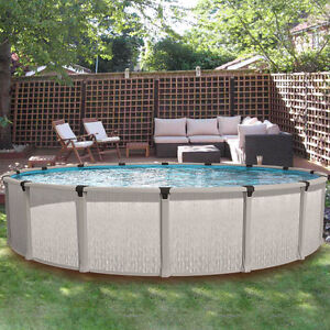 NEW ABOVE GROUND POOLS AT WHOLESALE PRICES