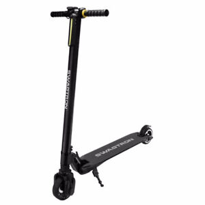 SWAGTRON SWAGGER PRO ADULT ELECTRIC SCOOTER CARBON FIBER