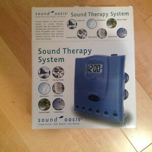 Sound Therapy System
