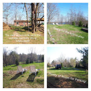 Private & Inviting Bobs Lake Cottage:  FALL SPECIALS!!!