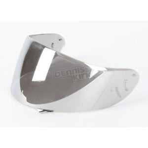 Visière Shoei métallique