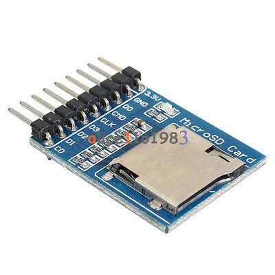 9 Pin Micro Sd Tf Card Reader Read Write Module Storage Board Memory Arduino