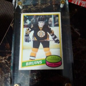 Ray Bourque rookie card