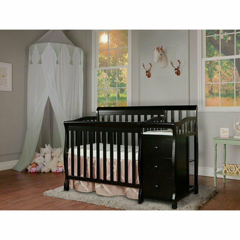 convertible baby bed 3 in 1 mini
