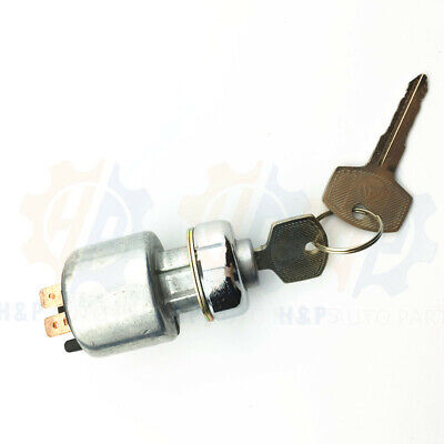 25150-02h01 Ignition Switch For Nissan Forklift 25150-l1806