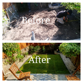 Gardening/Slabbing/Rubbish Removal/Turfing/Landscaping/Maintenance