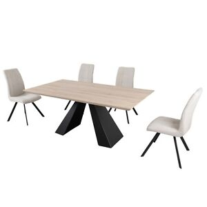 ★LORD SELKIRK FURNITURE-BAXTER DINING TABLE & 6 TOBY CH★$1299.00
