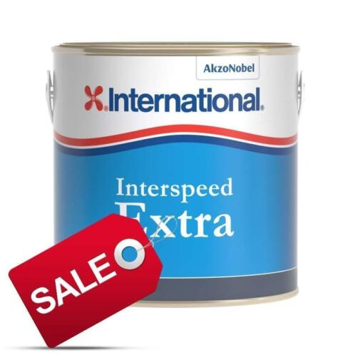 Interspeed Extra Antifouling | Rood | 2,5 ltr |