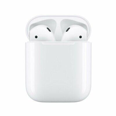 Apple Airpods V2 2019 Auriculares Inalámbricos con estuche de carga