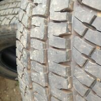 brand new set of michelin a/t2