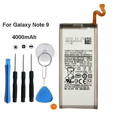 OEM Original Samsung Galaxy Note 9 Replacement Battery EB-BN965ABU N960 4000mAh