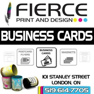 Business cards kijiji in london buy sell save with canadas business cards top quality affordable professional local reheart Images
