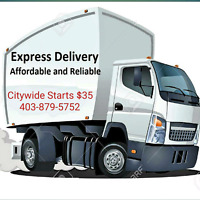 Junk Removal & Express Delivery $35