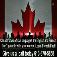 FRENCH FOR ABSOLUTE BEGINNERS - SEPT 1st - REGISTER NOW!