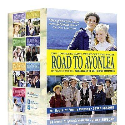 Road To Avonlea: The Complete Series - Seasons 1 2 3 4 5 6 7 [DVD Box Set] NEW
