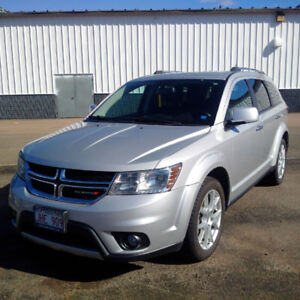 2014 Dodge Journey R/T SUV, Crossover All Wheel Drive