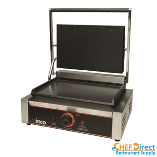 """Electric Countertop Grill with Single 14"""" Flat Plate ESG-1"""