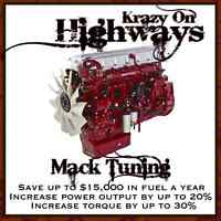 ~ Mack DPF Delete for Heavy Trucks ~