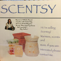 Scentsy!!! Please support my business because I'm unique. Thx!