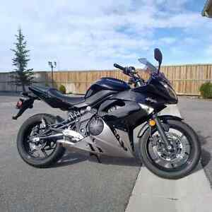 2010 Kawasaki Ninja 650R - REDUCED (Low KM)