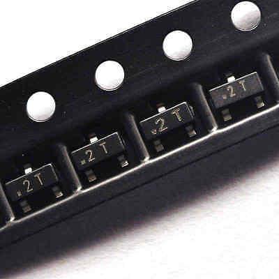 50pcs Smd Transistor Mmbt4403 2t 0.6a40v Pnp Sot-23 Switching Transistor New