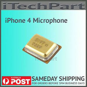 Transmitter Microphone Mic Replacement Part For iPhone 4 4G 4th Gen