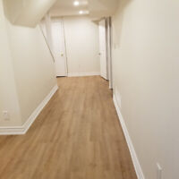 L5M4T4 Mississauga , Brand new renovation basement 2 bedroom