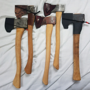 Restored camp axes for sale