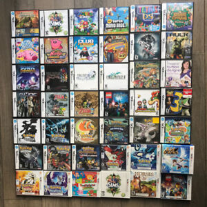 Nintendo DS / 2DS / 3DS games for sale