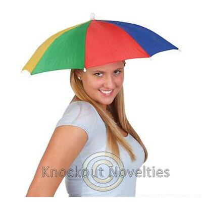Umbrella Hat Funny Novelty Costume Hat](Novelty Umbrella)