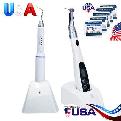 Ups Dental Led Endo Motor Root Canal Treatment Wireless Mini 161 Contra Angle