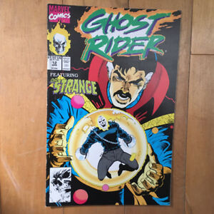 Ghost Rider Comic book Volume 2 #12 - April 1991