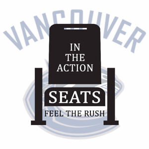VANCOUVER CANUCKS TICKETS!  AVAILABLE NOW! PROMO CODE - WIN