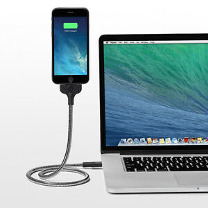 Bobine Charge Cables, the Last iPhone/iPad/iPod Cable You Need