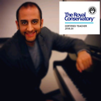 Piano, music theory lessons RCM Certified Teacher