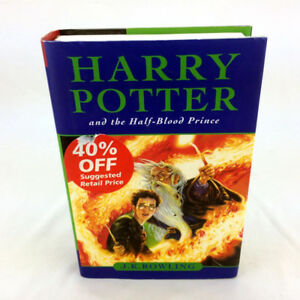 Harry Potter And The Half Blood Prince Book Hardcover Raincoast