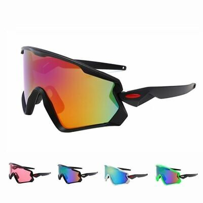Men Women Cycling Glasses Mountain Bike Goggles Sport Bicycle Sunglasses (Best Mountain Bike Glasses)