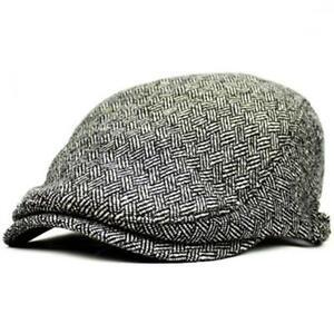 Boys Grey Flat Caps 2ee274208cbc